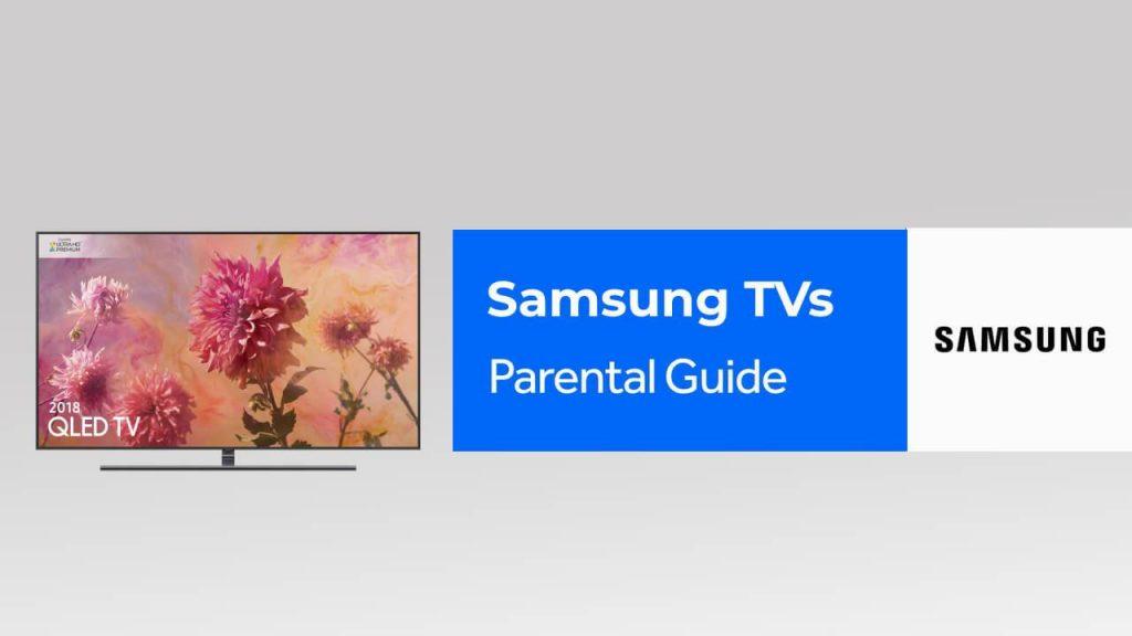 Control Parental Samsung TV