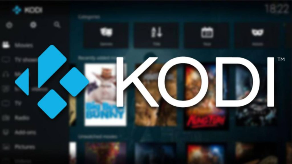 control parental kodi